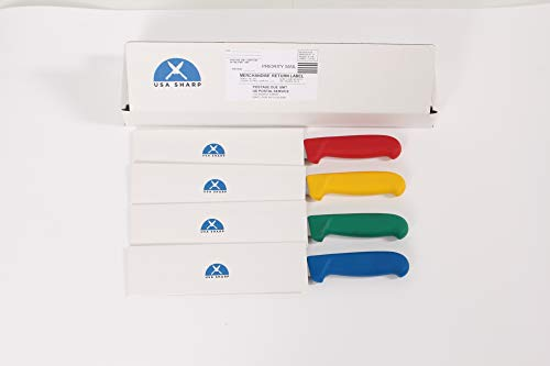 USA SHARP Customer Service Knife Sharpening Kit, 1 Each