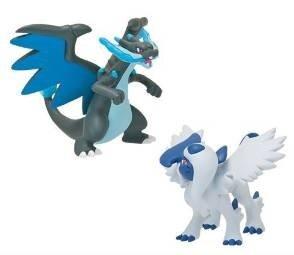 Pokemon Xy Mega Shinka Evolution Vs Figuremega Lizardon X