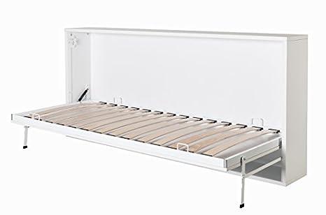 Materassi mobile letto a scomparsa orizzontale singolo