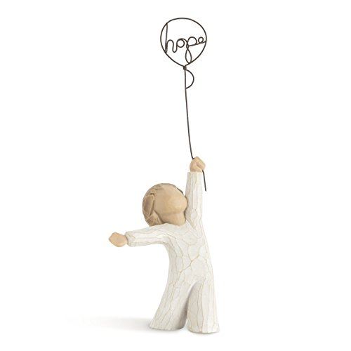 Willow Tree Hope, sculpted hand-painted figure