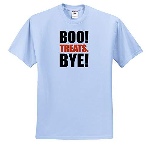 Carsten Reisinger - Illustrations - Boo. Treats. Bye. Funny Halloween Design - T-Shirts - Toddler Light-Blue-T-Shirt (2T) (ts_294713_63)]()