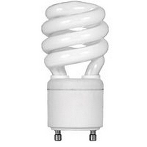 Feit Electric Bpesl13t/Gu24 13 Watt Gu24 Ecobulb® Mini Twist Cfl Light Bulb