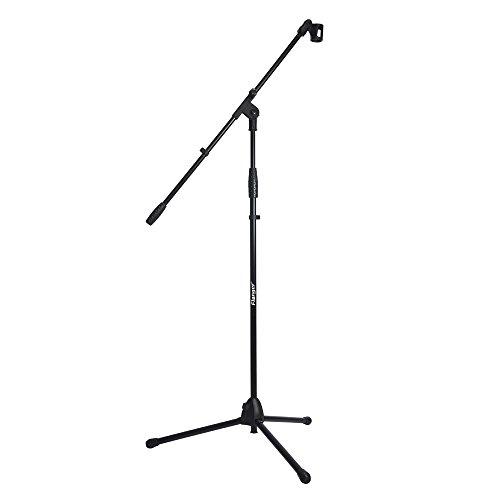 Microphone Stand Tripod Boom Microphone Stand Flanger FK-02