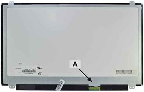 2-Power 2F9KX 16.6 WXGA HD 1366x768 LED Opaco - sostituisce 2F9KX