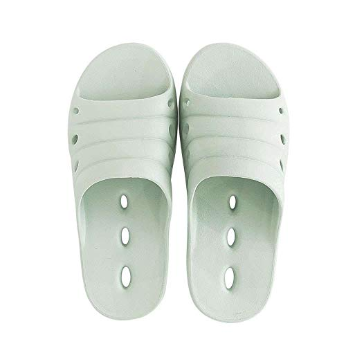 Outdoor Drying Shower Non Slide Shoes Quick Slip Slippers Indoor Sandals Green Bath Light 1 xwrrq5Y8SB
