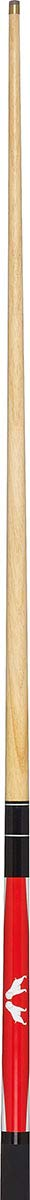Bulldog 13mm Tip 2 Piece American Pool Cue By Powerglide