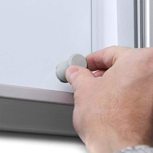 Vitrina con puerta corredera de mydisplays – Se puede cerrar, protección contra incendios Certificado – Expositor ...