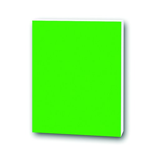 20 x 30 Neon Green Foam Project Sheet, Pack of 6