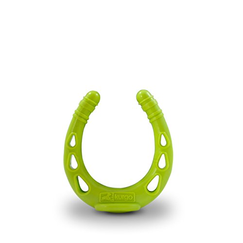Kurgo Huck It Horseshoe Dog Toy