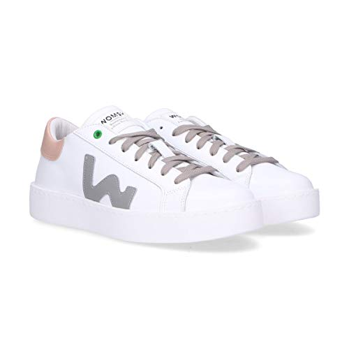 Pelle C190904 Donna Womsh Sneakers Bianco wSO7WBtqW