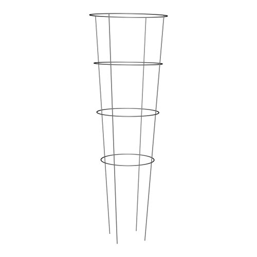 Panacea Products 89733 Heavy Duty Tomato and Plant Support Cage, Set of 4 (Garden Tomato Plants)