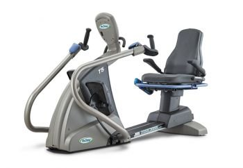 NuStep T5 Recumbent Cross Trainer by Nu Step