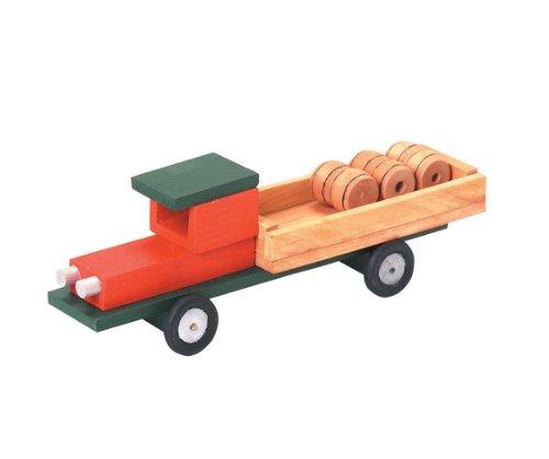 Darice 9169-02 Wood Pickup Truck Model Kit