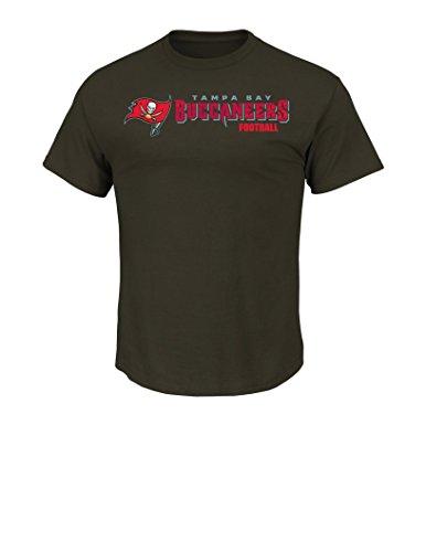 NFL Tampa Bay Buccaneers Men's QI Spy Short Sleeve Basic Tee, Small, Classic - Shop Tampa Spy