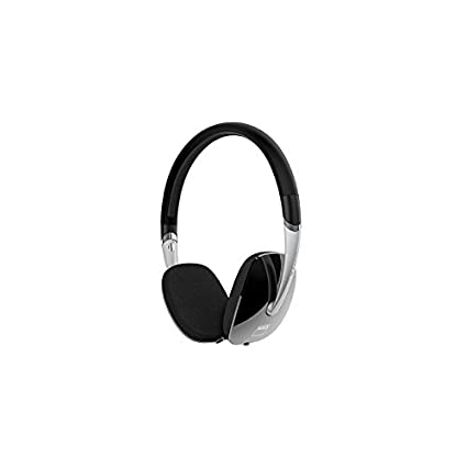 NAD VISO HP30 On-Ear Headphones with 3-Button Apple Control/Microphone (