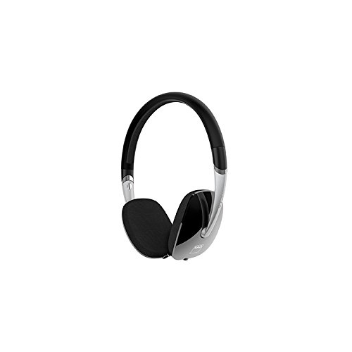 Amazon.com: NAD VISO HP30 On-Ear Headphones with 3-Button Apple Control/Microphone (Black): Home Audio & Theater