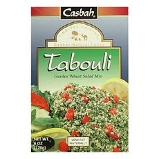 Casbah Taboule Garden Wheat & Salad Mix 12x 6Oz