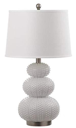 Safavieh Lighting Collection Rita White 28.5-inch Table Lamp (Set of 2)