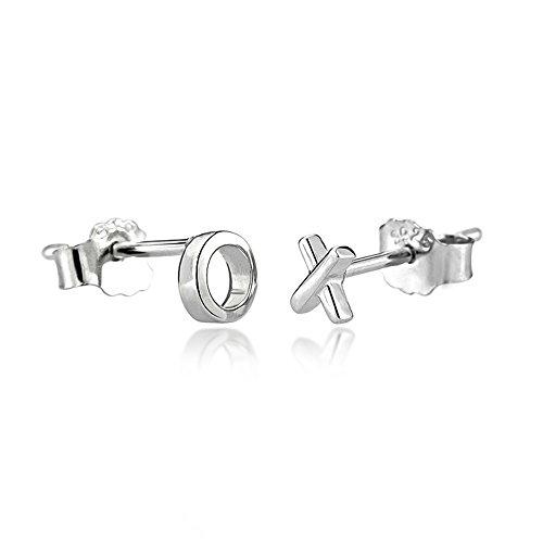 Wicary Sterling Silver Earrings Earring