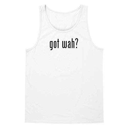 Bbe Wah Pedal - The Town Butler got wah? - A Soft & Comfortable Men's Tank Top, White, Medium