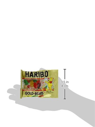 Haribo Gold-Bears, 2-Ounce Packages (Pack of 24) by Haribo (Image #7)