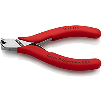 KNIPEX 69 01 130 High Leverage End Cutters-Lap Joint