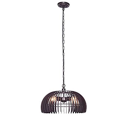 Major-Q Industrial Style Ceiling Hanging Pendant Light