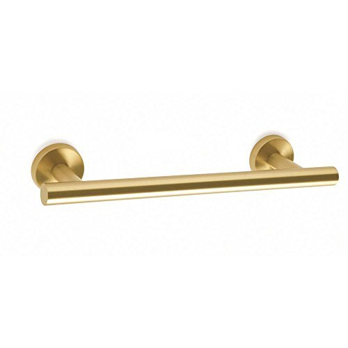 Amerock Bronze Towel Bar (Amerock BH26546BBZ Arrondi 9 in (229 mm) Towel Bar in Brushed Bronze/Golden Champagne)
