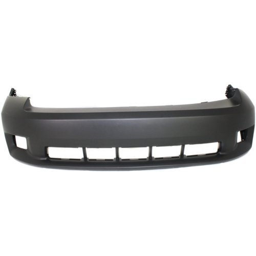 Front Bumper Cover For 2011-2012 Ram 1500 1-Piece Type w// Sport Package Primed
