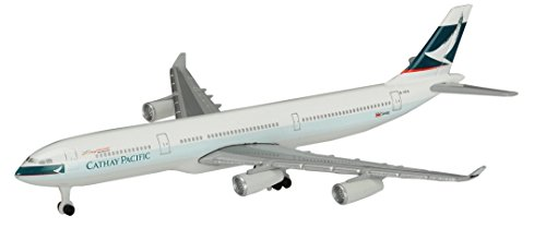 Kokusai Boeki Kaisha  Ltd 1 600 Scale Diecast Airplane  Diecast Toys  Cathay Pacific Airways A340 300