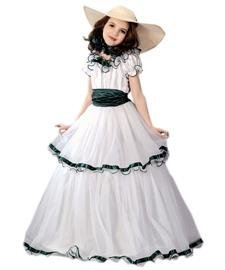 Fun World Southern Belle Costume, Small 4