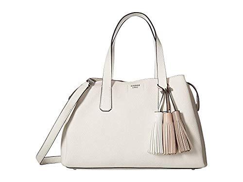(Guess Women HWVY6954060 Cross-body Bag White Size: One Size )