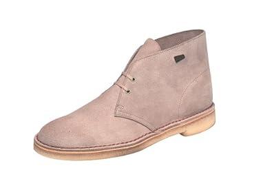 Desert Boot, Chaussures de ville homme, Gris (Wolf), 39Clarks