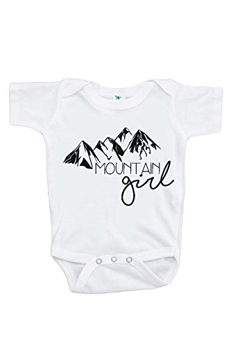 Custom Party Shop Baby's Mountain Girl Outdoors Onepiece 3-6 (Baby Girl Shops)