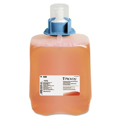 Gojo Industries Goj 5286-02 Provon Foam Antibac Hand Wash W/Moist 2/2000 Ml GOJ 5286-02 (Wash Hand Foam Antibac)