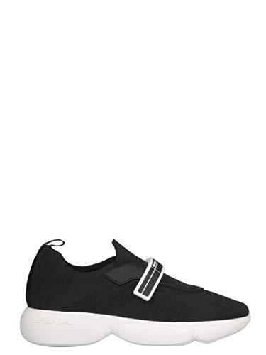 Tessuto 1e651i3kk6f0632 Prada Sneakers Nero Donna 8Wqt7w1Z