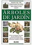 img - for  rboles de jard n: Manual de identificaci n (Royal Horticultural Society) (Spanish Edition) by Royal Horticultural Society (2010-09-01) book / textbook / text book