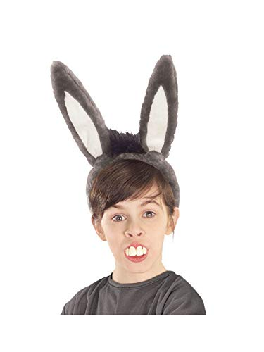 Donkey Ears and Teeth Accessory Kit - Shrek]()