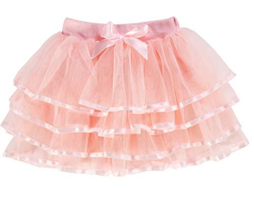 Tortoise & Rabbit Little Girls and Big Girls Tulle Tutu Skirt (L-XL(14-16), Charming -
