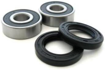 Boss Bearing H-CR80-FR-1000-5B5-B-4 Front Wheel Bearings and Seals Kit for Honda XR80R 1985-2003