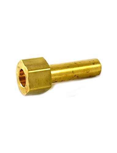 Val-Pak Pro-Grid Filter Clamp Brass Sleeve Nut V60-110 DEX2420J1KIT