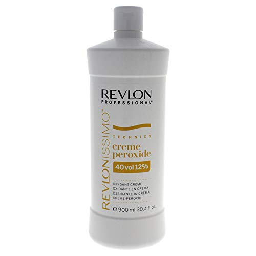 🥇 Revlon Revlonissimo Creme Peroxide 12% 40 Vol. 900 Ml – 900 ml.