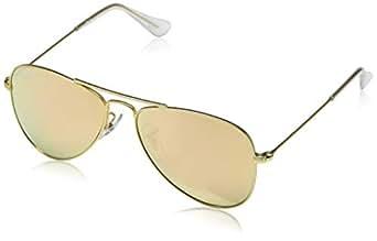 Amazon.com: Ray-Ban Junior RJ9506S - Gafas de sol de aviador ...