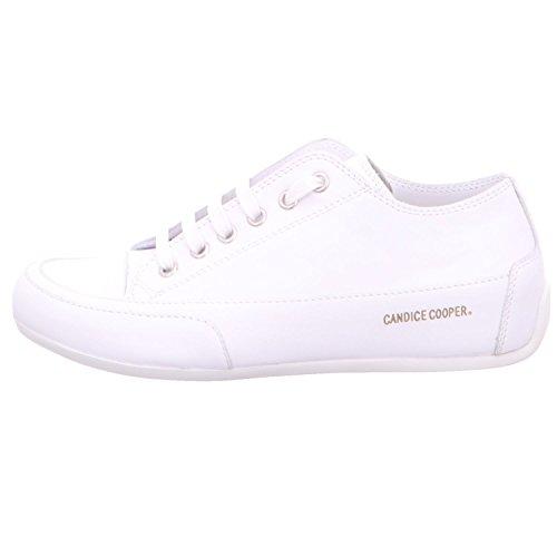 Candice Cooper Vippe 03 Bianco (hvid) Vitello (kalveskind) Basen Hvide Damer Sneaker Hvid OYAe2jkRGz