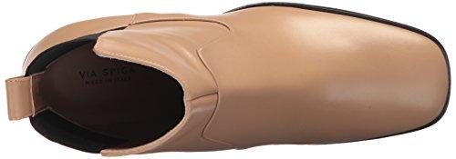 Boot Via Delaney Leather Women's Chelsea Spiga Desert AvxBvH