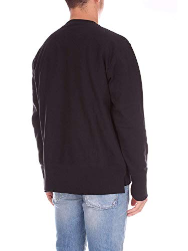 Noir 211664KK001 Sweat Shirt Champion Homme vIg7AqAw