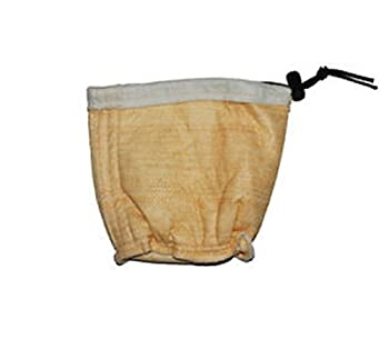 Bad Ash 2 Electric Fireplace vacuum cloth filter # F-BA-2SLEEVE by bbad ash