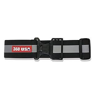 360 USA Reflective Belt