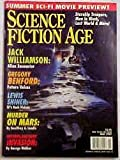 Science Fiction Age May 1997 (Starship Troopers, Men In Black, Lost World)