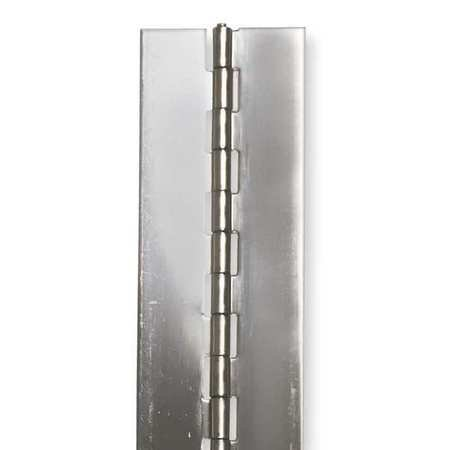 Continuous Hinge, Natural, 8 ft. L, 2 In. W